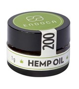 Endoca Raw Hemp Oil CBD Paste – 20%