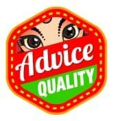 Shayana's ADVICE Quality Label - 100% Money Back Guarantee